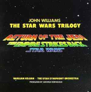 JOHN WILLIAMS - The Star Wars Trilogy Cd