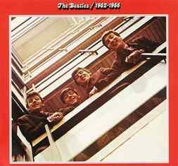 BEATLES - 1962-1966 (the Red Album 2-cd)