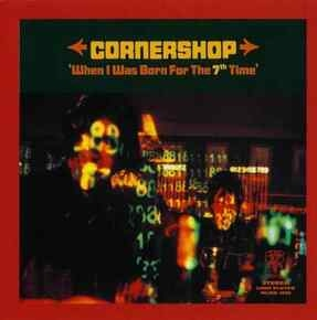CORNERSHOP - When I Was Born For The 7th Time Cd Uk Wiiija 1997 Cd