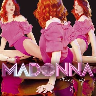 MADONNA - Hung Up - Maxi Single Cds
