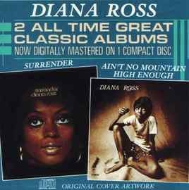 Ain't No Mountain High Enough / Surrender Cd - DIANA ROSS
