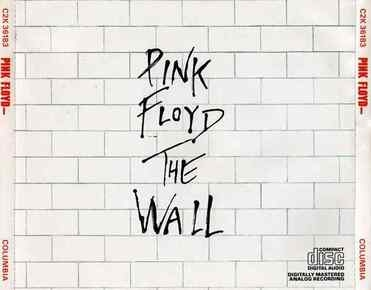 PINK FLOYD - The Wall 2-cd