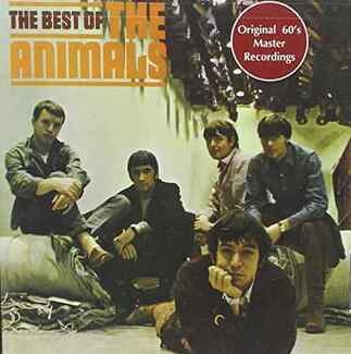 ANIMALS - Best Of The Animals Cd