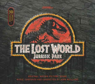 ORIGINAL SOUNDTRACK - The Lost World: Jurassic Park - Original Score Cd