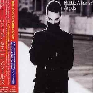 ROBBIE WILLIAMS - Angels - Rarities Cd