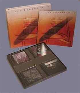 Led Zeppelin Led Zeppelin Self Titled Sd 8216 Purple And