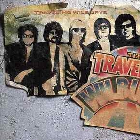 TRAVELING WILBURYS - Volume 1 Cd Record