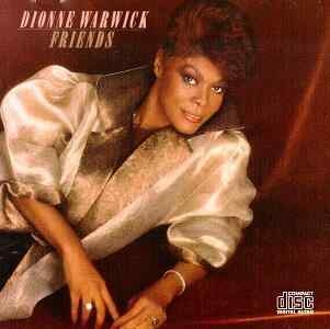 DIONNE WARWICK - Friends Cd