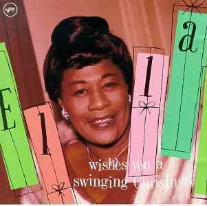 ELLA FITZGERALD - Ella Wishes You A Swinging Christmas Cd