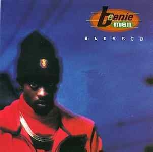 BEENIE MAN - Blessed Cd