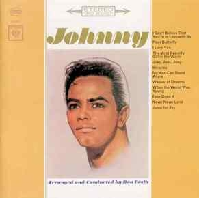 JOHNNY MATHIS - Johnny Cd