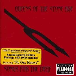 QUEENS OF THE STONE AGE - Songs For The Deaf (limited Edition W/ Bonus Dvd 2-cd)