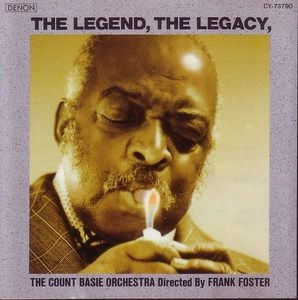 COUNT BASIE ORCHESTRA - The Legend: The Legacy Cd