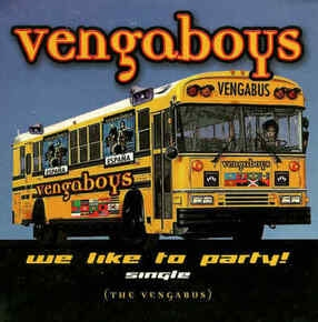 vengaboys we like to party records lps vinyl and cds. Black Bedroom Furniture Sets. Home Design Ideas
