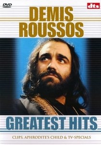 DEMIS ROUSSOS - Greatest Hits - Clips, Aphrodite's Child & Tv Specials Dvd