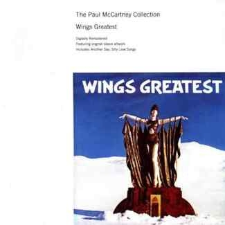 PAUL MCCARTNEY - Wings Greatest Cd Record