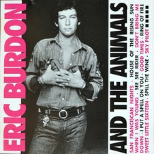 ERIC BURDON - Eric Burdon & The Animals Cd