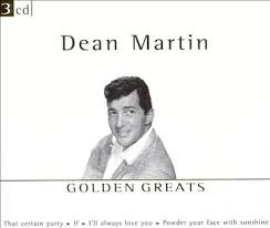 DEAN MARTIN - Golden Greats 3-cd