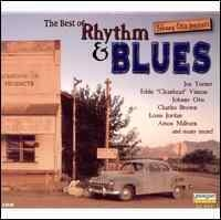 JOHNNY OTIS PRESENTS - The Best Of Rhythm & Blues: Bad, Bad Whiskey Cd