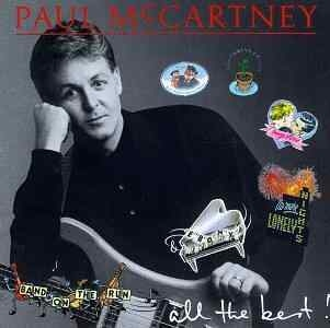 PAUL MCCARTNEY - All The Best Cd