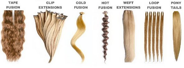 are so popular all around the world make sure your stylist refers you to the most appropriate hair extensions that are suitable for your hair type