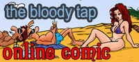the bloody tap webcomic