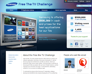 Apps for Samsung TV