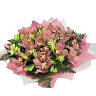 фото красивых букеты цветов