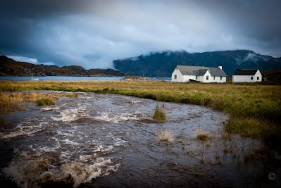 Torr na h'Innse and Sandaig Burn