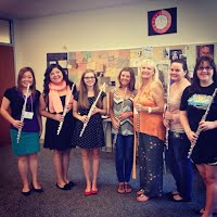 CICA Flute Class with Dr. September Payne