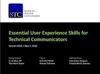 Essential UX Skills for TCs