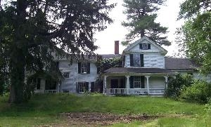 Sarah Clayes house photo