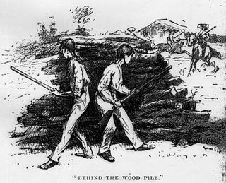 huckleberry finn and the use of In the adventures of huckleberry finn, the growth of maturity in the main character, huck finn, is apparent.