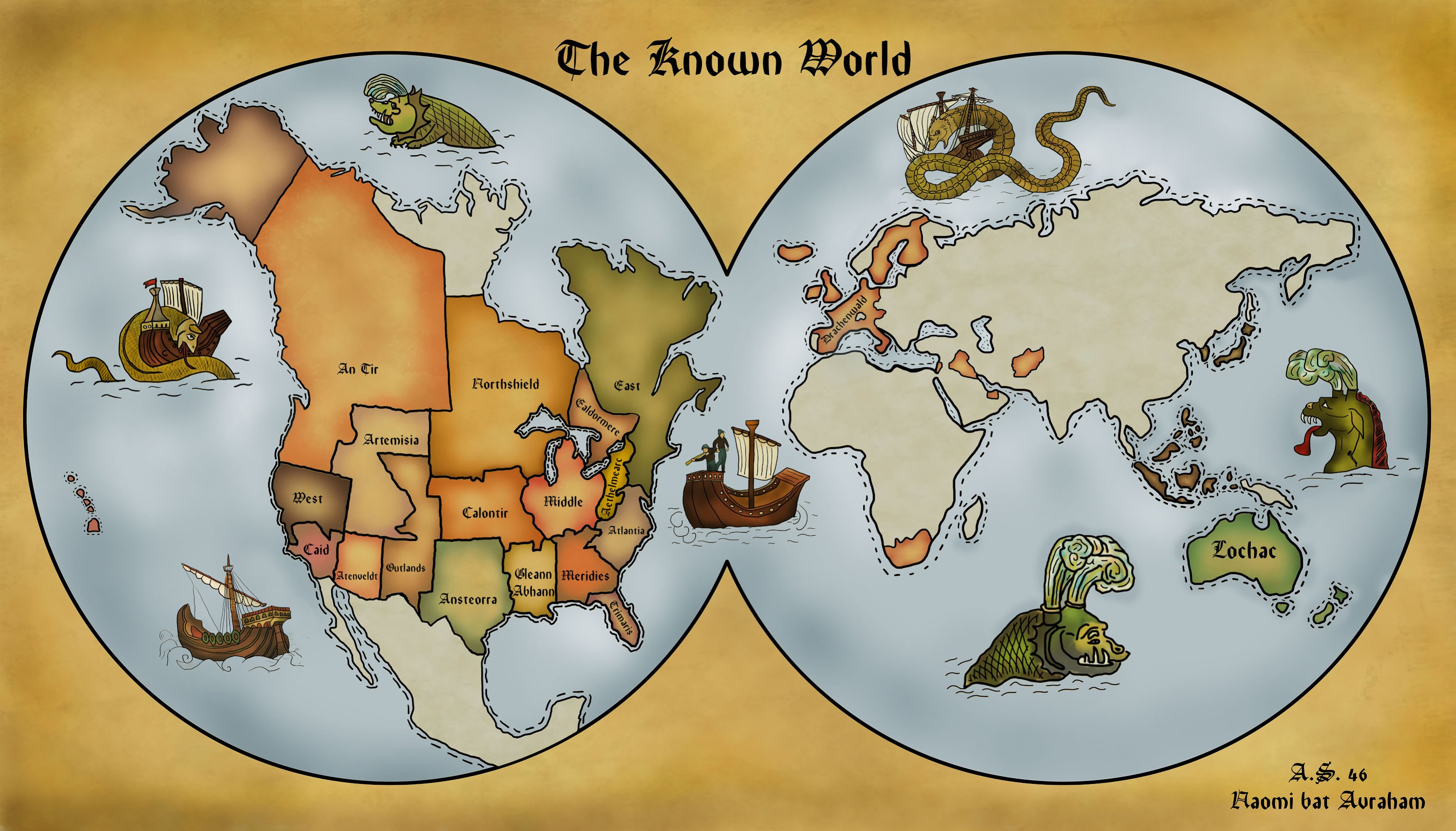 Known World Bardic Colleges & Groups - SCA Bardic Arts ...