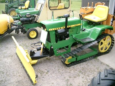 Custom Lawn And Garden Tractors Pat 39 S 1 2 Scale Tractors