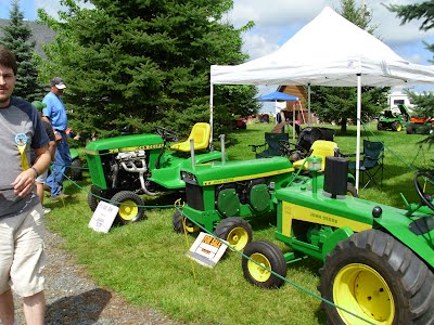 Custom Lawn And Garden Tractors Pat S 1 2 Scale Tractors
