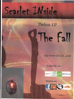 Scarlet INSide EP 'The FAll' Availability