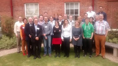 Second Photo of Workshop Attendees