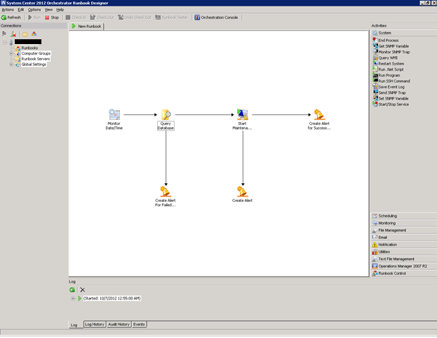 SCOM and Orchestrator Integration - Putting Monitors in