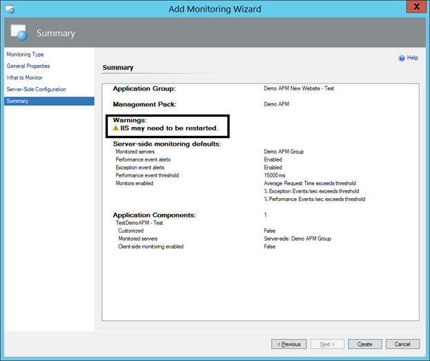 Net Application Monitoring in SCOM - SCOM Blogs
