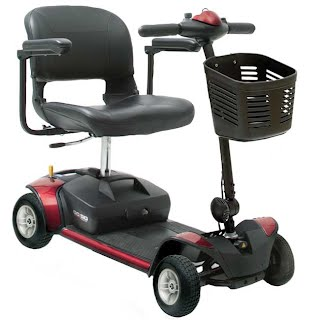 Electric Transportable Scooter Rental