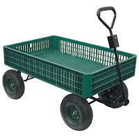 Motorized Garden Cart ScottFromScotts Projects
