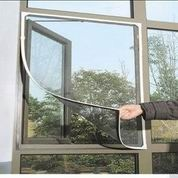 Megnatic Window Screen Which Is Fancy And Easy For Using Specifically Made Push Out Windows