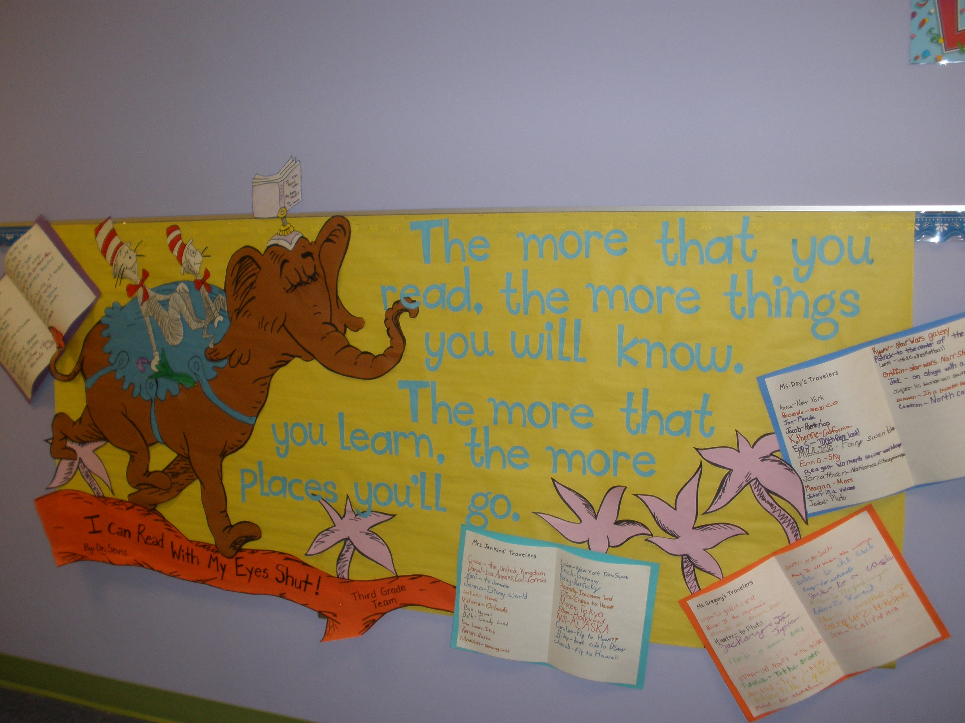 Unique Dr Suess Wall Art Ensign - Wall Art Collections ...