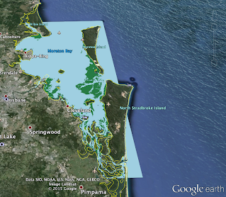 View a spatial layer on Google Earth   seascape_modelling