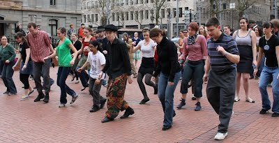 Private Swing Dance Lessons With Kevin Buster - Seattle