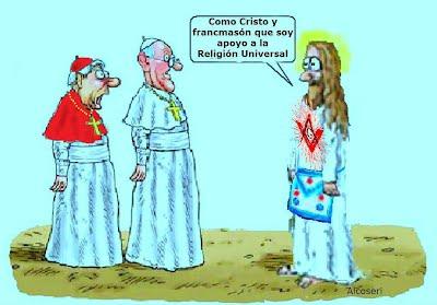 Resultado de imagen para Cristo Masonería
