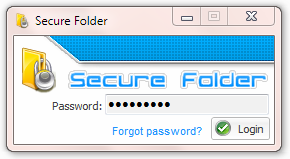 Portable Secure Folder 7.5 full