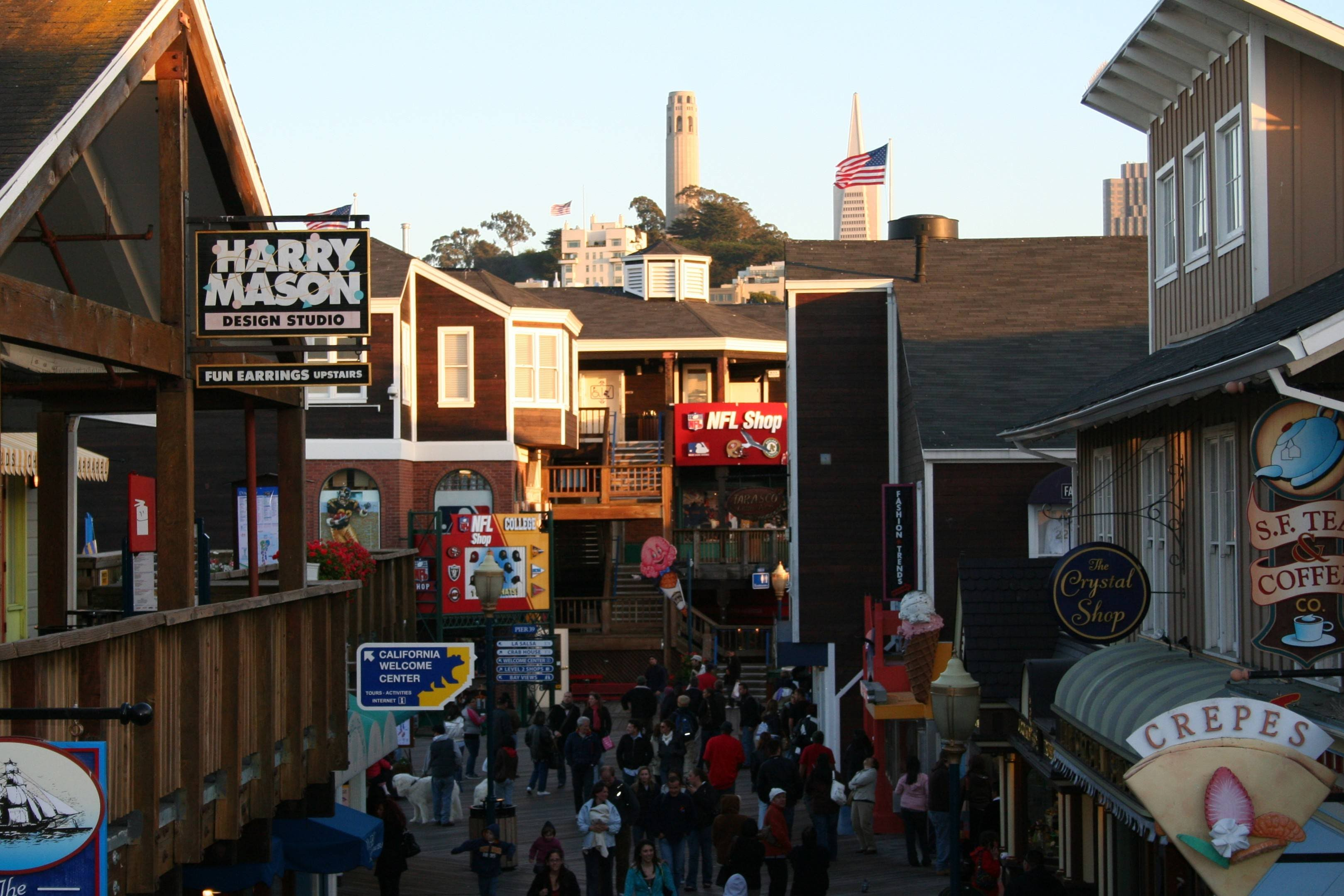 Fishermanswharf seesanfrancisco for Fishing store san francisco