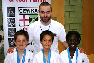 Seibukan Junior Squad 2010 - medal winners (I was the squad coach that year)